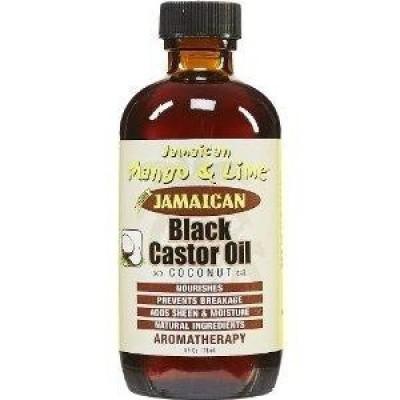 Foto van JAMAICAN MANGO AND LIME Castor Oil Coconut