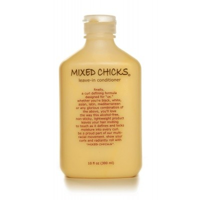 Foto van MIXED CHICKS Leave In Conditioner 10 oz