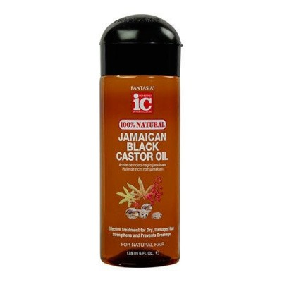 Foto van IC FANTASIA Jamaican Black Castor Oil 100%