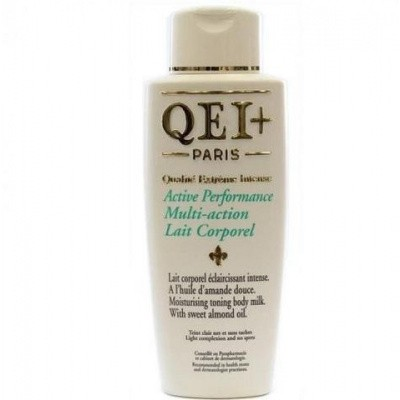 Foto van QEI+ ACTIVE PERFORMANCE MOISTURIZING TONING BODY MILK ALMOND