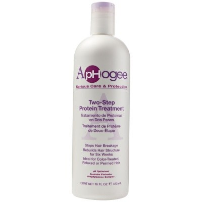 Foto van APHOGEE Two Step Protein Treatment 16 oz