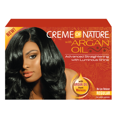Foto van CREME OF NATURE Argan Oil Relaxer