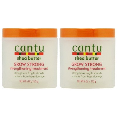 Foto van CANTU SHEA BUTTER GROW STRONG SET