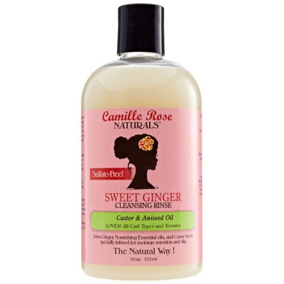 Foto van CAMILLE ROSE SWEET GINGER CLEANSING RINSE