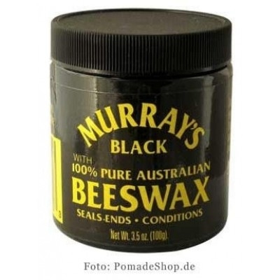 Foto van MURRAYS Black Beeswax