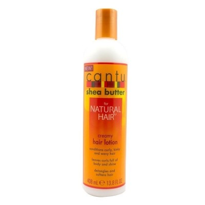 CANTU Shea Butter For NATURAL HAIR Conditioning Creamy Hair Lotion