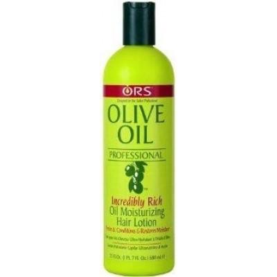 Foto van ORGANIC ROOT STIMULATOR Olive Oil Moisturizing Lotion