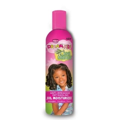 Foto van AFRICAN PRIDE Dream Kids Olive Miracle Oil Moisturizer ( 3 piece )