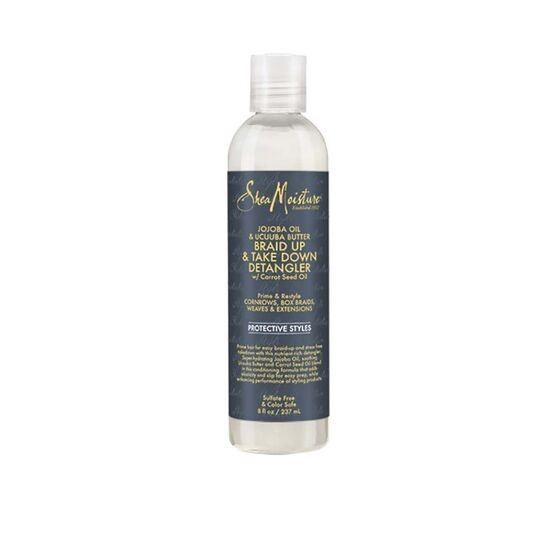 SHEA MOISTURE JOJOBA OIL & UCUUBA BUTTER BRAID UP & TAKE DOWN DETANGLER