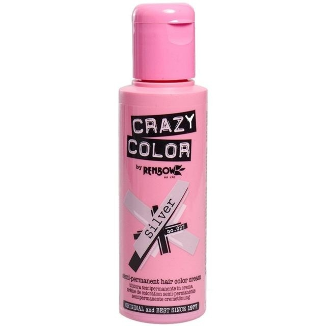 CRAZY COLOR Silver 27