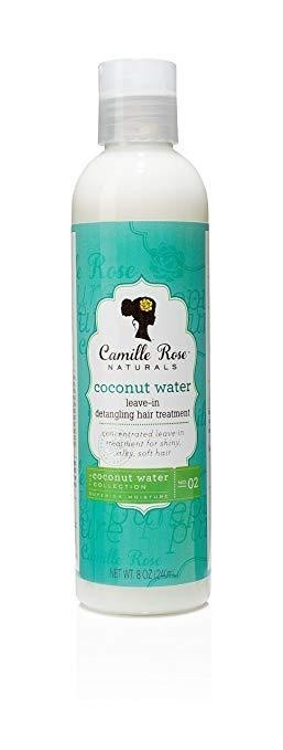 CAMILLE ROSE COCONUT WATER LEAVE IN CONITIONER