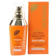 MAKARI EXTREME ARGAN & CARROT OIL TONING SPOT TREATMENT SERUM