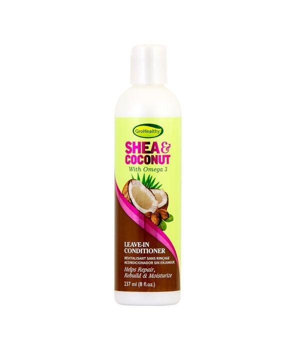 GROHEALTHY SHEA & COCONUT Leave - In Conditioner