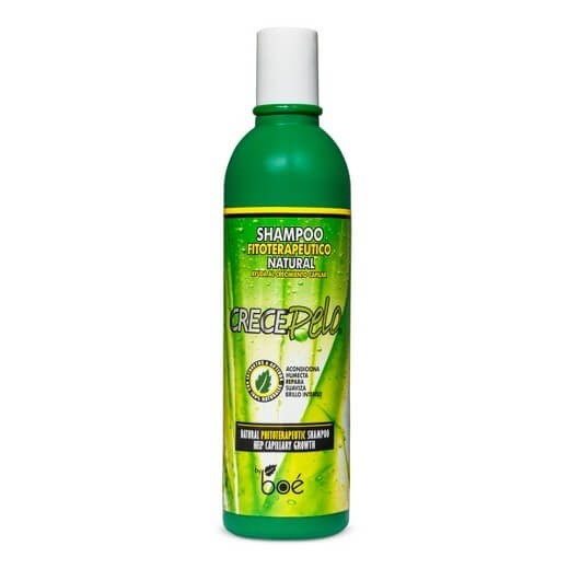 CRECE PELO Shampoo Fitoterapeutico Natural