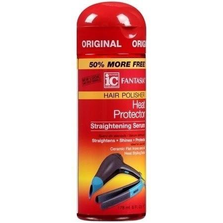 IC FANTASIA Heat Protector Straightening Serum