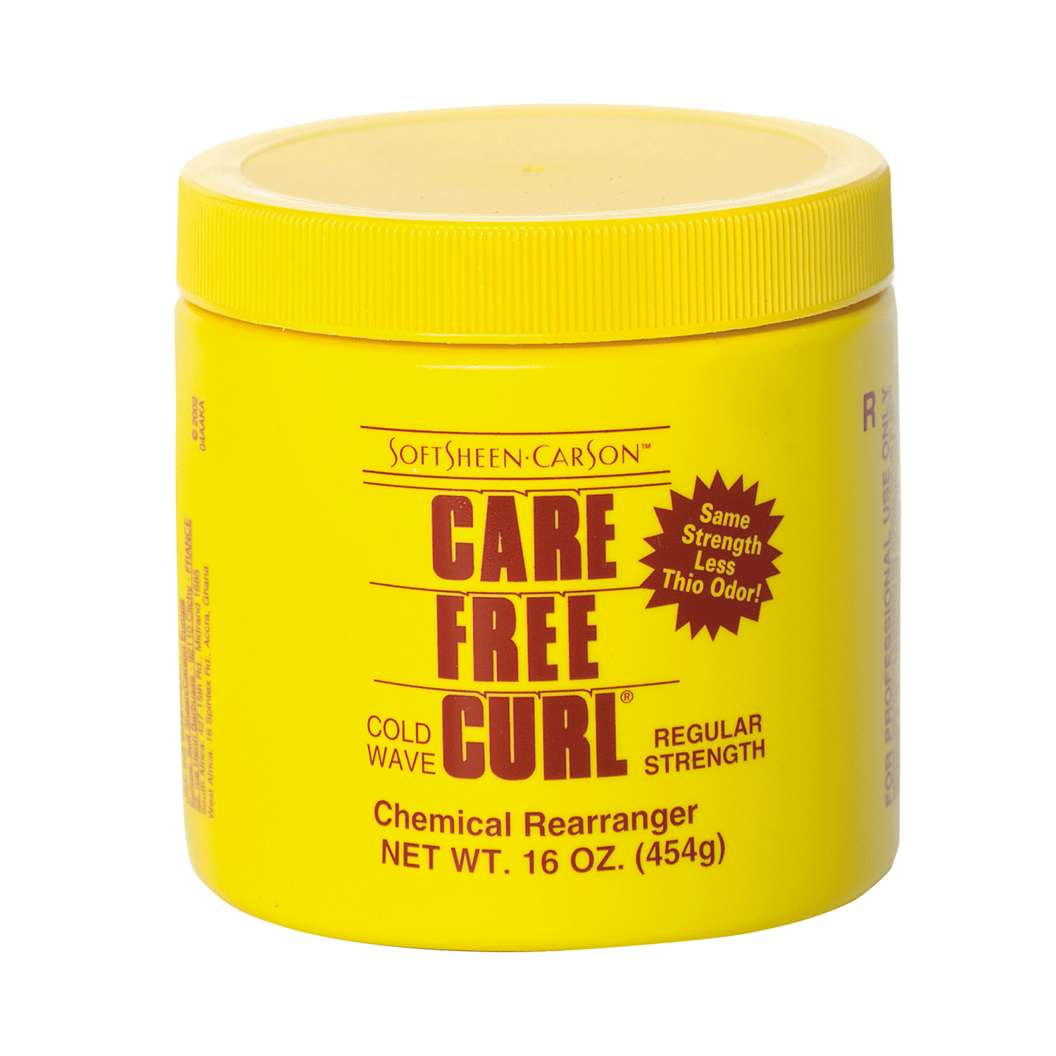 CARE FREE CURL Cold Wave
