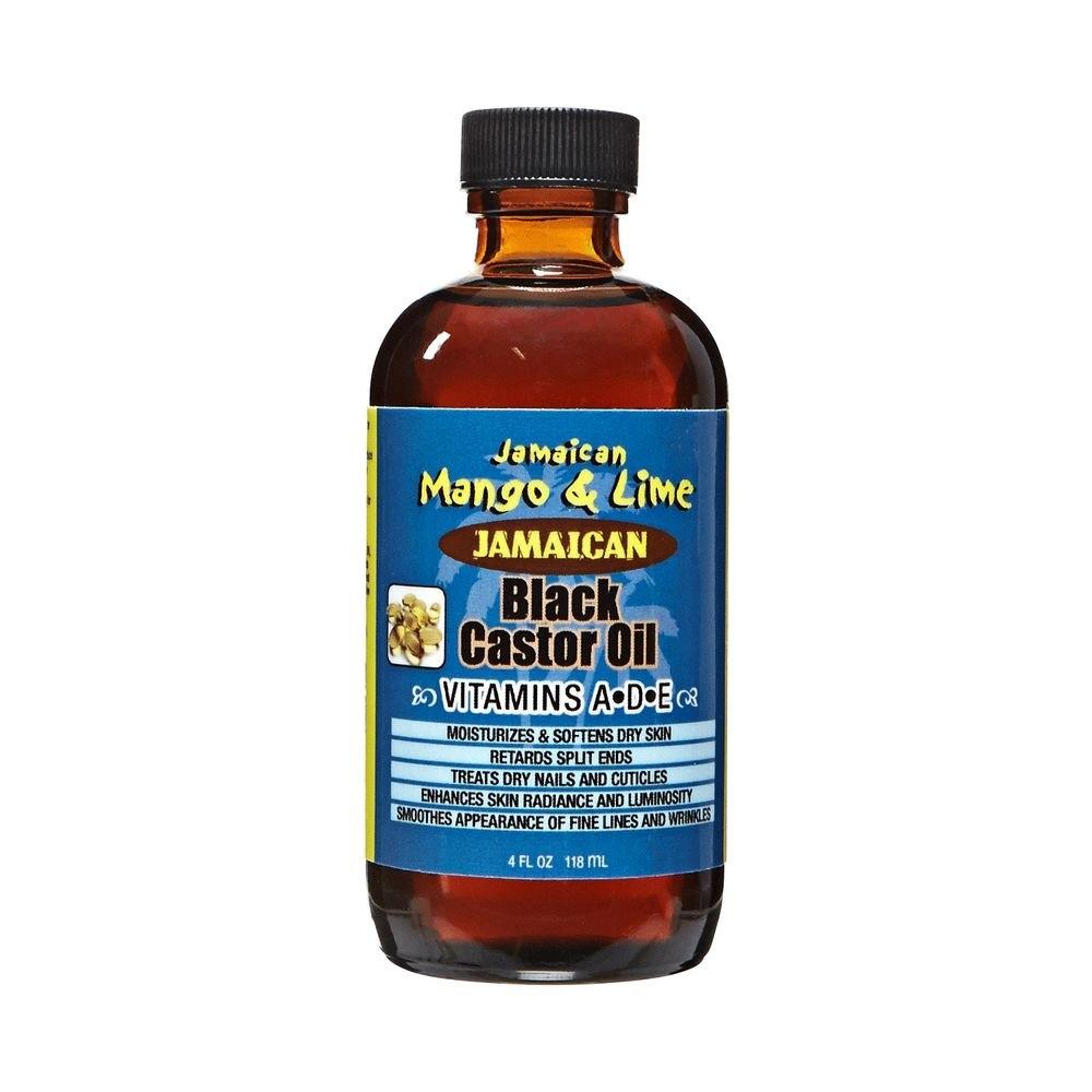 JAMAICAN MANGO AND LIME Castor Oil Vitamins A D E