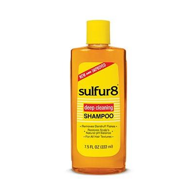 SULFUR 8 Deep Cleansing Shampoo
