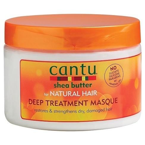 CANTU Shea Butter FOR NATURAL HAIR Deep Treatment Masque