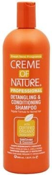 CREME OF NATURE Detangling & Conditioning Shampoo