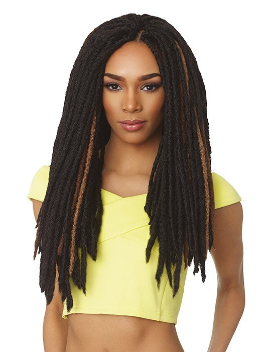 EXPRESSION Faux Locks 18''