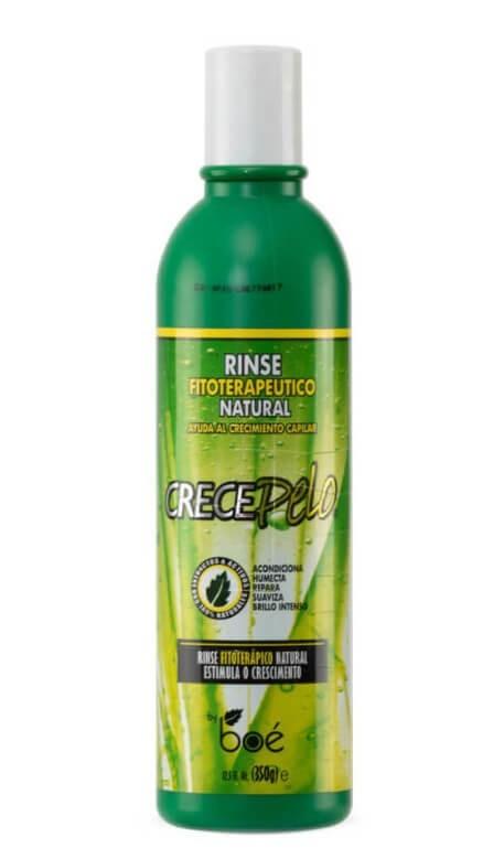 CRECE PELO Rinse Fitoterapeutico Natural
