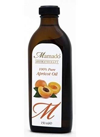 MAMADO Natural Apricot Oil