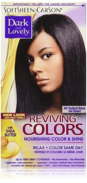 DARK AND LOVELY Reviving 391