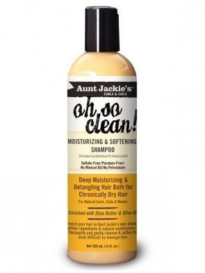 AUNT JACKIES Oh So Clean