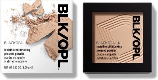 BLACK OPAL Invisible Oil Blocking Pressed Powder