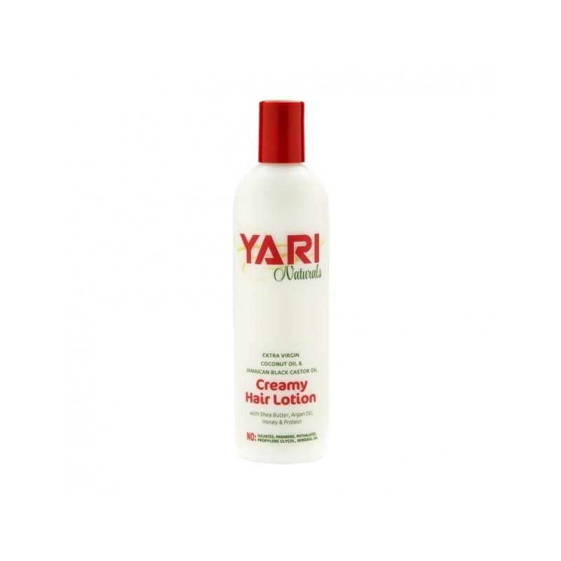 YARI Naturals Creamy Hair Lotion