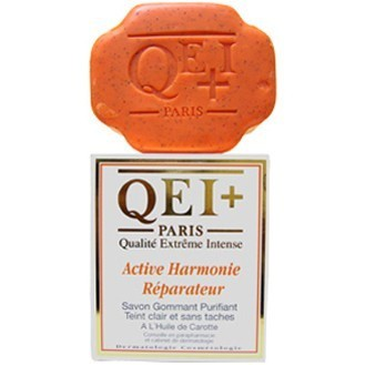 QEI+ CARROT SOAP