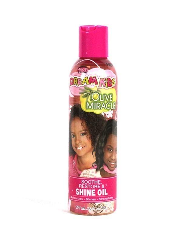 AFRICAN PRIDE Dream Kids Shine Oil