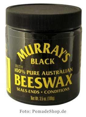 MURRAYS Black Beeswax
