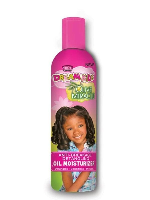 AFRICAN PRIDE Dream Kids Olive Miracle Oil Moisturizer