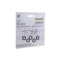 Karcher O-ring O-ringen set 5 stuks van pistoolgreep of jet pipe 28809900 *