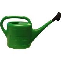 gieter met broeskop kunststof groen 5 ltr