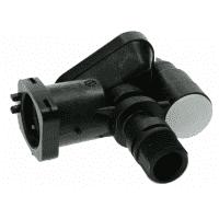 Karcher 90016920 Stuurkop Zwart, Compleet *