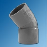 PVC BOCHT 32 mm.