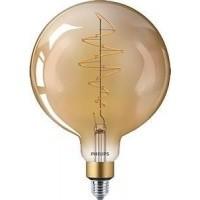Philips LED Globe 6,5-40W E27 Vintage