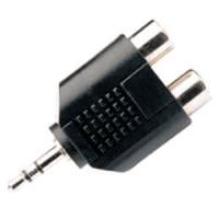 3,5mm Jack Stereo M - 2x RCA F