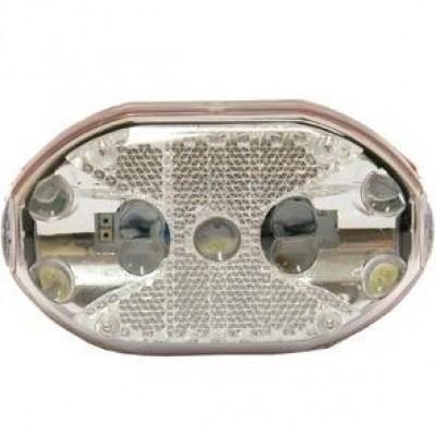 Foto van IKZI fietskoplamp 5 led