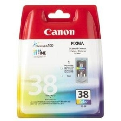 Foto van CANON CL-38 INKT COLOR