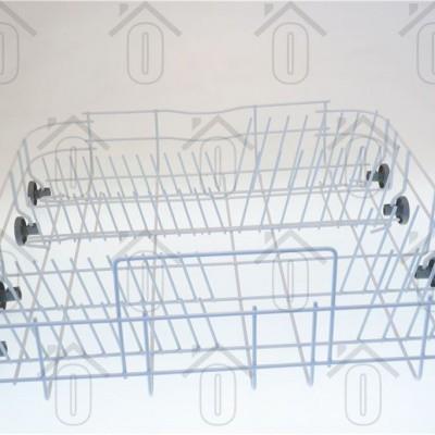 Foto van AEG Korf Onderkorf compleet met wielen 524x515mm ESF64010, ZDT311 1118988003