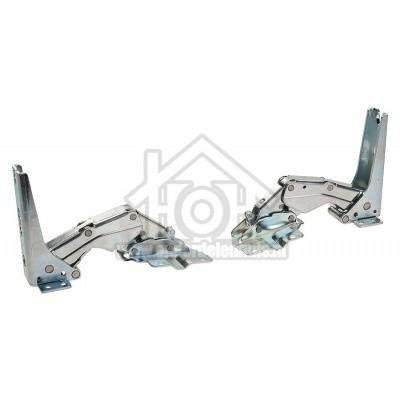 Foto van Bosch Scharnier Metaal, set 2 stuks KIV32441, KI38RA40 00492680