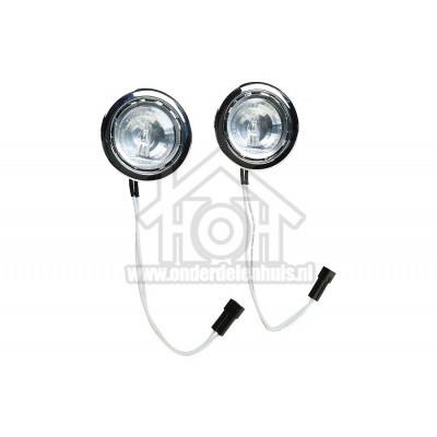 Foto van Novy Lamp Spot halogeenverlichting, 2 stuks E390/1, HR3090, HR8090, E590, E1890, E490,