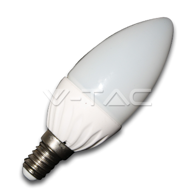 Foto van LED Kaars e14 4W=30W