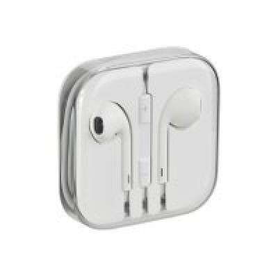 Foto van EarPods in Crystal Box white