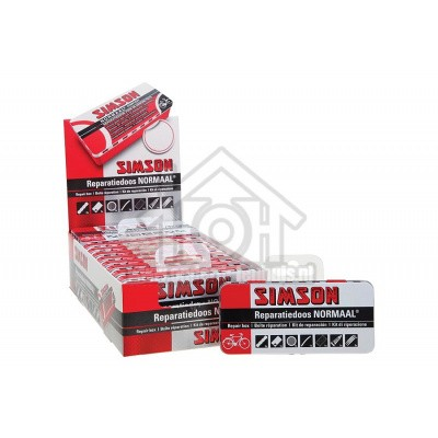 Foto van Simson Reparatieset Display reparatiedoosje Normaal 001559DISPLAY