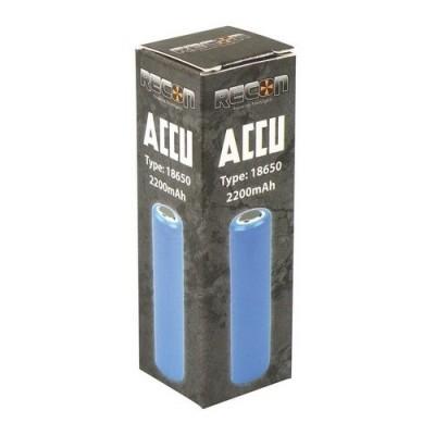 Losse batterij 2200mAH 18650